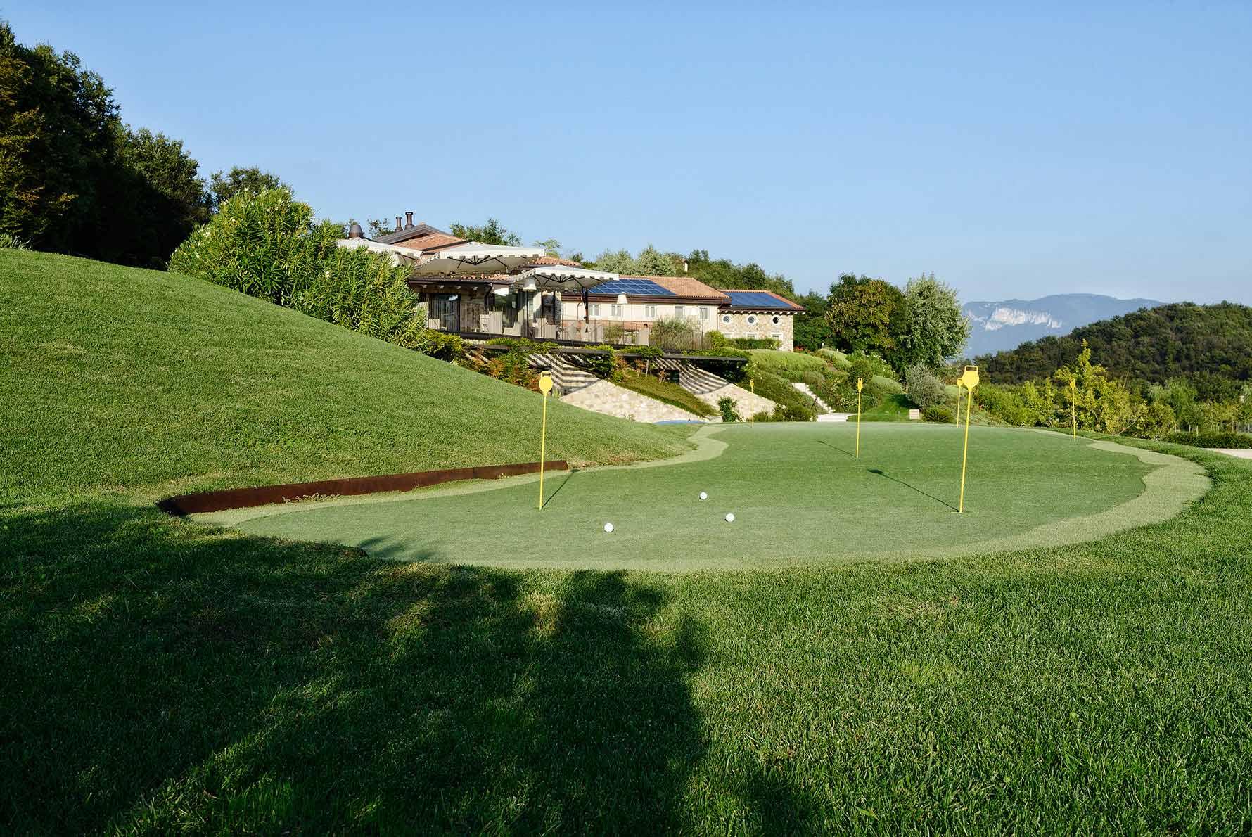 golf - Relais Rossar