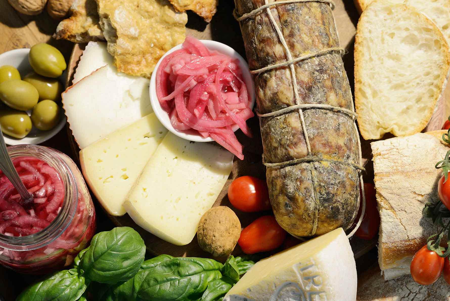 food - Relais Rossar